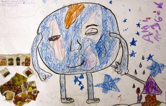 A gyerekek megvédik a Földet!